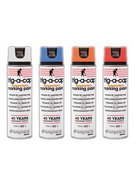 trig-a-cap Markierungsspray ampere 500ml
