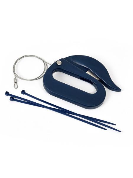 Cutter blau Longopac